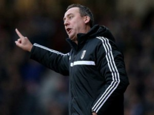 Rene Meulensteen's first game in charge will be against Tottenham on Wednesday.