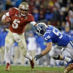 Jimbo Fisher Explains Jameis Winston Punishment