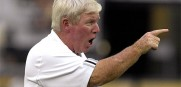 UCF head coach George O'Leary  led the Knights to their first ever BCS Bowl.