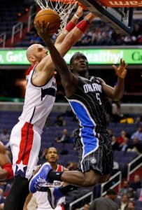 Victor Oladipo Orlando Magic Washington Wizards