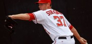Washington Nationals and star pitcher Stephen Strasburg could be headed to Dunedin