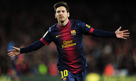 Barcelona's Lionel Messi hopes to play this week..