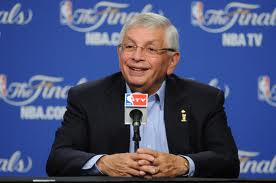 David Stern will retire this week.