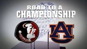 FSU and Auburn for the BCS National Championship Game.