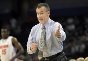 Florida Gators head coach Billy Donovan has created a national basketball power at a football school