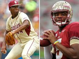 Florida State's Jameis Winston starred for both the Seminoles' in baseball and football. Can he do it in the pros?