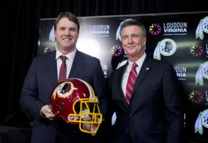 Jay Gruden and Bruce Allen part of the Tampa Mafia now running the Redskins