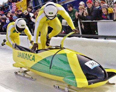 Jamaican Bob Sled