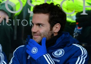 Mata, who has 18 goals and 32 assists in the Premier League, is frustrated by his lack of football.