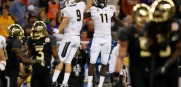 Knights and the AAC jumping for joy over Fiesta Bowl win