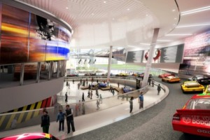 NASCAR Hall of Fame open free one day to the public on Feb 1st