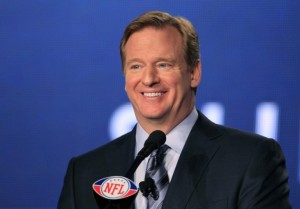NFL Commissioner Roger Goodell takes his case to CNBC on the NFL offering the players a fair settlement