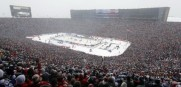 NHL Winter Classic Maple Leafs Red Wings 2014