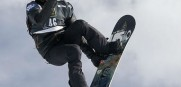Olympics Snowboarding