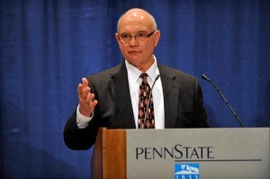 Penn State  Athletic Director Dave Joyner says their are plenty of good candidates for the job opening.