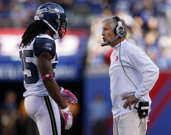 Pete_Carroll_Richard_Sherman_Seattle_Seahawks_2013