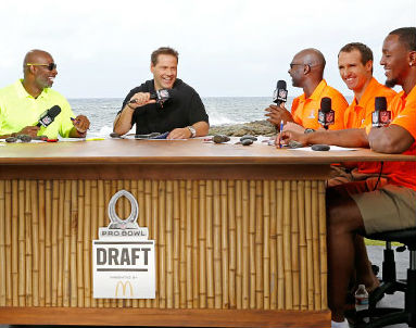 Pro Bowl Draft