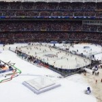 Stadium Series NHL Yankee Stadium 2014