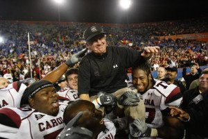 Steve Spurrier gets a raise from South Carolina and more money for his assistants as well