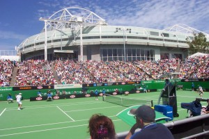 The Women's and Men's finals will take place live from Melbourne