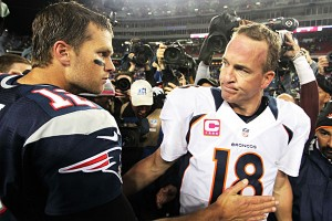 Tom Brady and Peyton Manning both still are at the top of their games