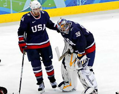 USA Olympic Hockey