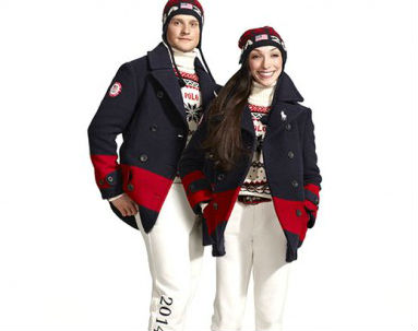 USA Opening Ceremoy Outfit