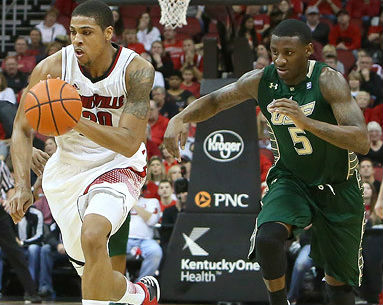 USF vs Louisville MBB