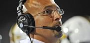 Vanderbilt coach James Franklin, who just missed out on the Texas job could be headed to Penn State