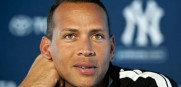 A-Rod will not play in 2014 and his future is up in the air for the moment.