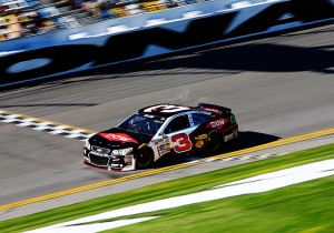 Austin Dillon will have the No.3 car back on the poll at Daytona.
