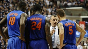 Billy Donovan, Casey Prather, Dorian Finney-Smith, Scottie Wilbekin have the Gators in Top Five in both polls