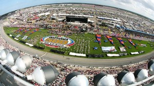 Daytona International Speedway will see plenty of action tonight with the Duel 150's.