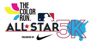 MLB Color Run