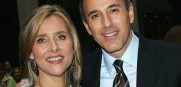 Meredith Vieira  and Matt Lauer both have filled in for the ailing Bob Costas.