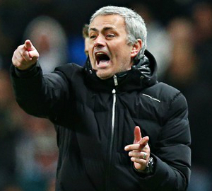 Jose Mourinho's  nous helped Chelsea earn a massive win in the BPL title race.