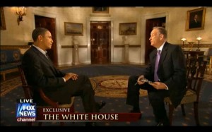 President Obama and Fox News Channel's Bill O'Reilly will talk in an interview taped before the Super Bowl.