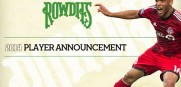Rowdies Announcement