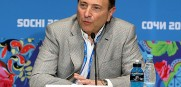 Sochi NHL Gary Bettman 2014