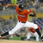 Spring Training Report: Marlins' Cishek Feels Pressure