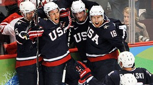 Team USA will look to best Canada and head to the Gold Medal game Sunday morning.