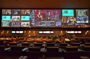 The Mirage Sports Book is one of many that think the Rays are a real World Series contender in 2014.