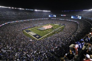 The Super Bowl at the Meadowlands was the most watched TV show of all time