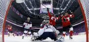USA Canada Hockey Sochi 2014