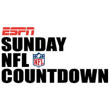 espn sunday countdown