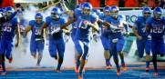 Boise State Blue Field