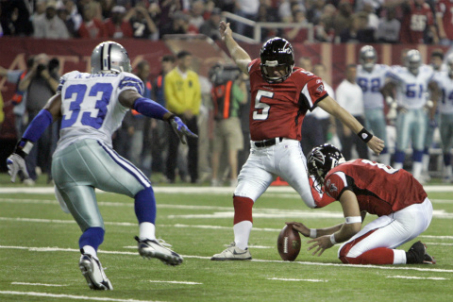 Falcons Extra Point