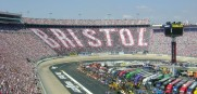 Home to the 'world's fastest half mile' and largest crowd fan wave in history, the Bristol Motor Speedway is the 4th largest sports venue in America.