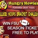 Hungry Howie's College Hoops Bracket Challenge
