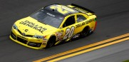 Matt Kenseth will be on the pole for Sundays Auto Club 400.